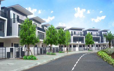 Nhà liền kề ST3 Gamuda Gardens giai đoạn 2 – Lily Homes