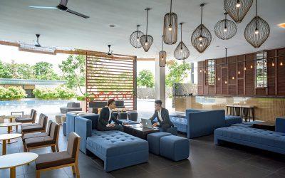 Clubhouse Gamuda với đầy đủ tiện ích cho cư dân giải trí