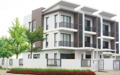 Nhà liền kề ST4 Gamuda Gardens giai đoạn 3 – Camelia Homes