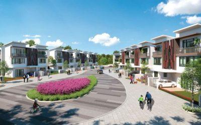 Biệt thự song lập SD44 Gamuda Gardens – Courtyard Homes