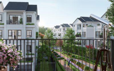 Nhà liền kề ST5 Gamuda Gardens giai đoạn 4 – Dahlia Homes