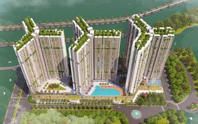 Chung cư công viên Yên Sở – Gamuda HH2 Tower